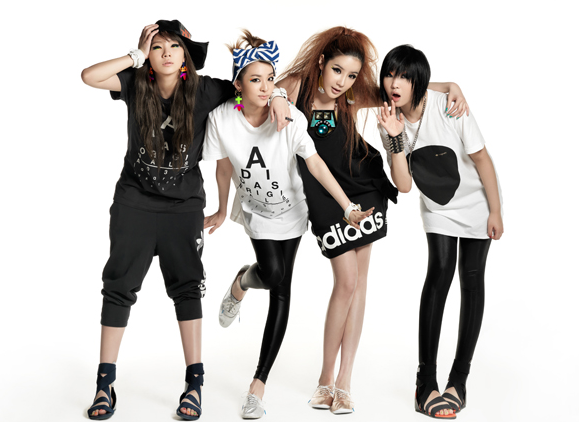 News 2ne1 Is One Of The Most Popular Korean Singers